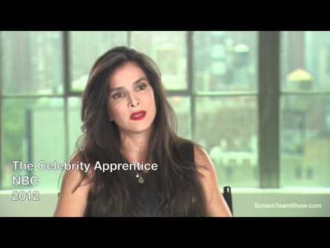 Patricia Velasquez HD Interview - The Celebrity Apprentive Season 5 from YouTube · Duration:  3 minutes 18 seconds