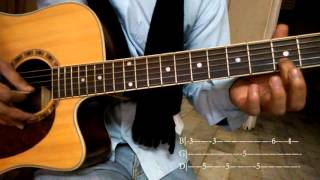 How to play Sanam Re - Easy Guitar Lesson For beginners | Arijit Singh |