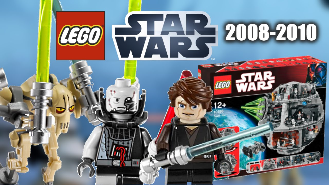 ALL LEGO Star Wars sets overview! (2008-2010) - YouTube