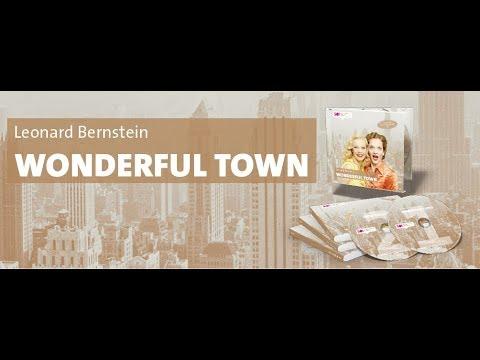 """Staatsoperette Dresden """"Wonderful Town"""" Trailer"""