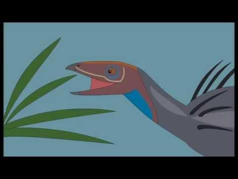 SAURIAN: The Animated Movie - Clip: Acheroraptor Hunt