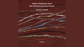 J.S. Bach: Das Wohltemperierte Klavier: Book 2, BWV 870-893 - Präludium cis-Moll, BWV 873