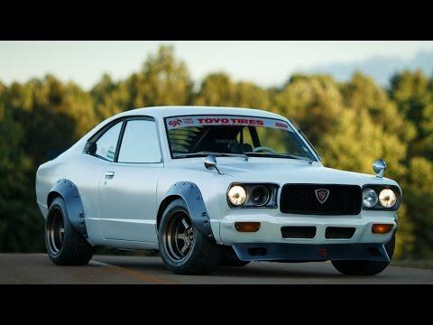 1973 Mazda RX-3 13B Rotary Engine PURE SOUND - YouTube