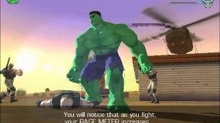 Hulk 2003 - Level 01 - inner torment