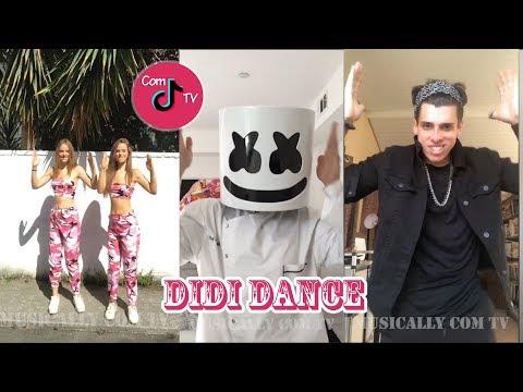 DiDi Dance Challenge TikTok Compilation 2018