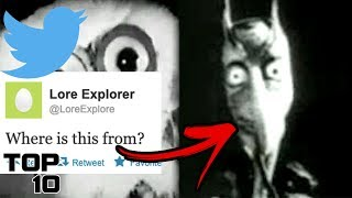 Top 10 Mysteries Solved By Twitter