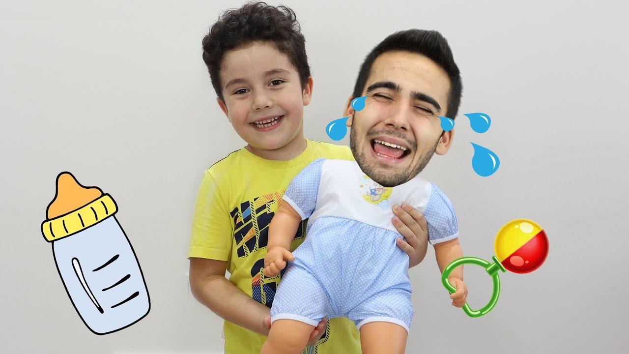 Yusuf Babysitter and Funny Story