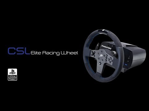 unboxing volante fanatec csl elite ps4 youtube. Black Bedroom Furniture Sets. Home Design Ideas
