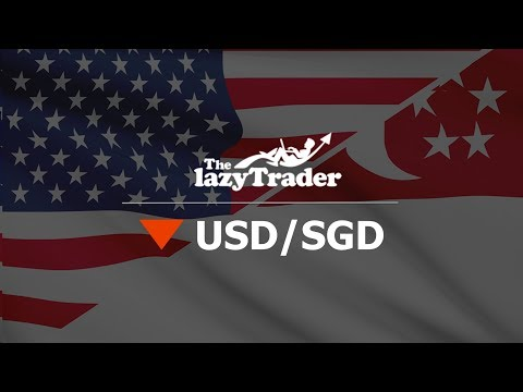 How To Trade USDSGD - US Dollar / Singapore Dollar - Reversal Strategy