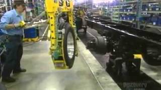 How Its Made 18 wheeler - Discovery Channel