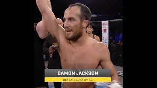 A Brutal Rematch Between Luis Luna and Damon Jackson  | LFA 28  Highlights & Results