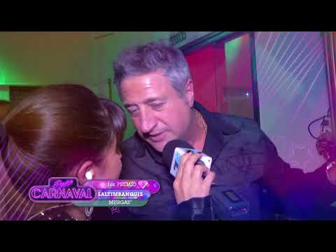 1er Premio Murgas – Los Saltimbanquis