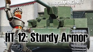 Personal Mission HT-12: Sturdy Armor - ft. O-I (Mi-To 150) || World of Tanks