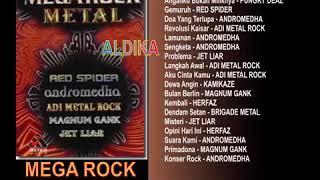 MEGA ROCK METAL FULL ALBUM