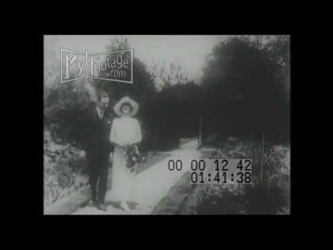 1931 Edward Earle and Billie Burke Fundraiser