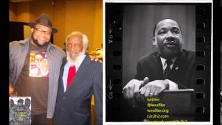 Baba Dick Gregory On The REcent Passing Of Woman Who Stabbed MLK (Izola Ware Curry)