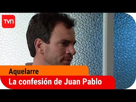 La confesión de Juan Pablo  Aquelarre – T1E81
