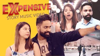 EXPENSIVE - MEHFIL Mashup | Diljit | Fun Music video cover | New Punjabi Song 2019 | Vekhii Jaa