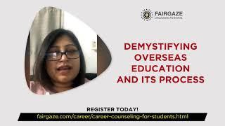 FairGaze | Students | Education | Webinars