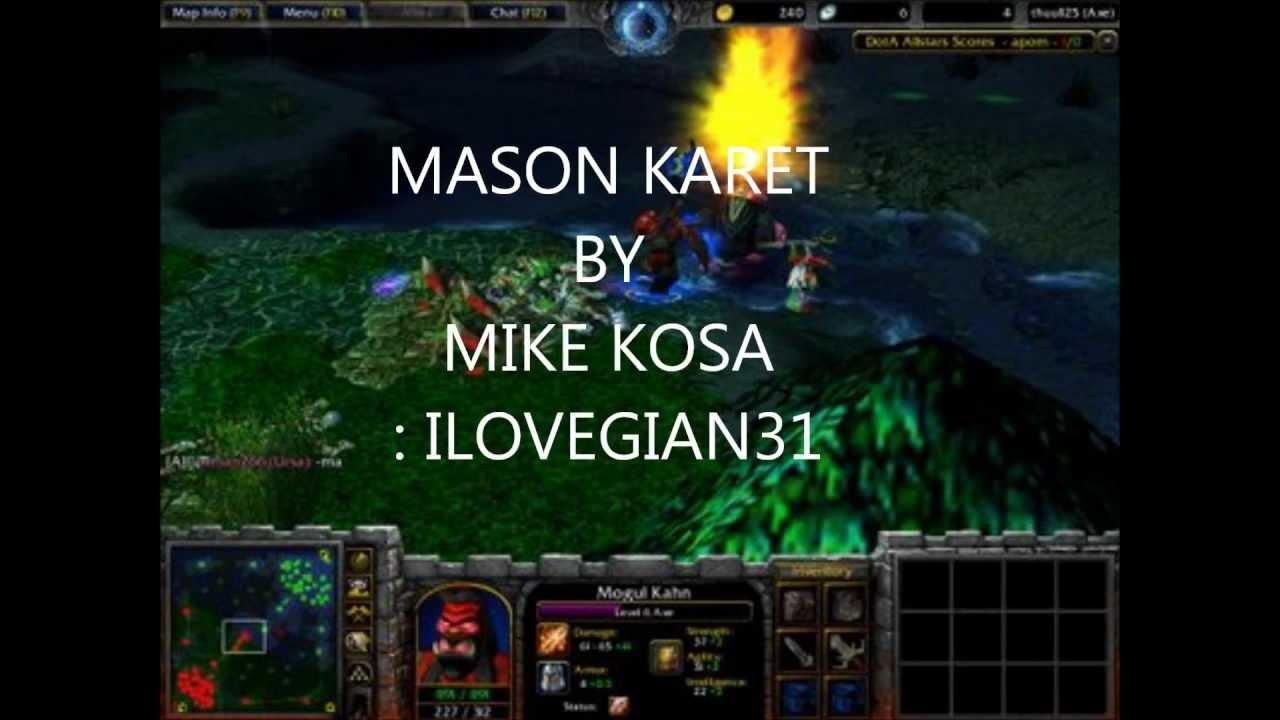 Mike Kosa - Mason Karet