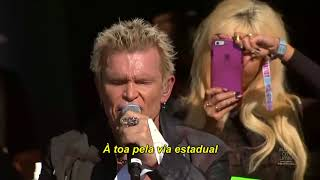 Billy Idol - Eyes Without a Face - Live 2015 (Tradução/Legendado)