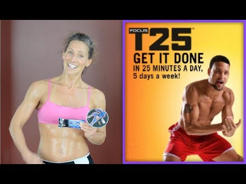 Focus T25 Challenge | BETA Core Cardio
