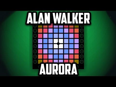 Alan Walker - Aurora // Unipad Cover + Project File