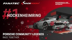 Porsche Community Legends - Weekly Final: Hockenheimring