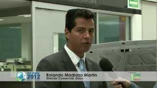 NGV Global 2012 -- Ciudad de México -- Rolando Madrazo (Gazo)