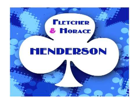 Fletcher Henderson - The House of David Blues