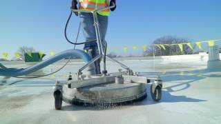 Tremco's RoofTec Roof Cleaning System