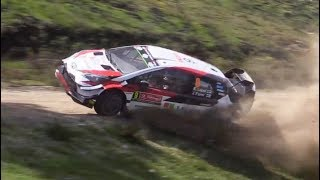 WRC | Rally Maximum Attack, On The Limits, Flat Out Moments | Compilation 2018-2019