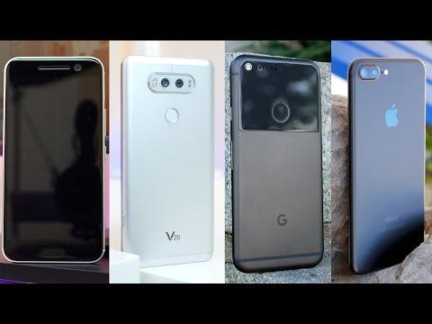 Top 5 Phones 2016!