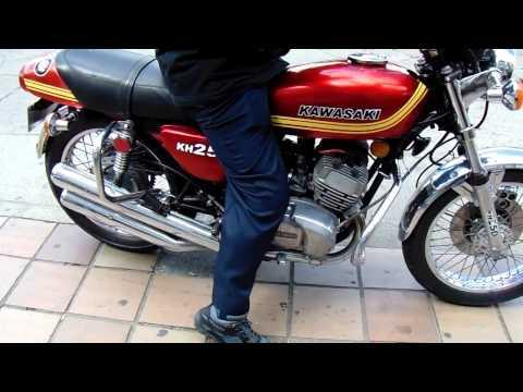 Kawasaki KH 250 1976