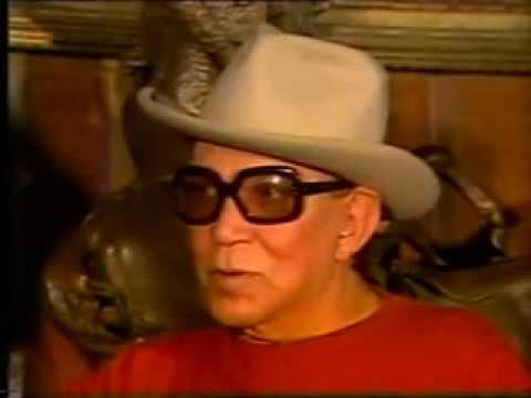 Entrevista  exclusiva con Mario Moreno  Cantinflas el Mejor comico Mexicano Antes de Morir