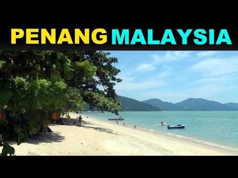 A Tourist's Guide to Penang, Malaysia