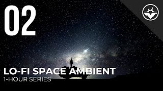Lo-Fi Space Ambient Drone Music | 1 Hour