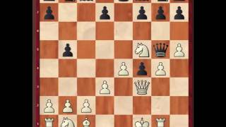 Шахматная классика. Бессмертная партия Андерсен - Кизерицкий