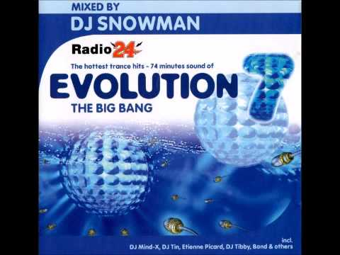 Evolution 7   by Dj Snowman