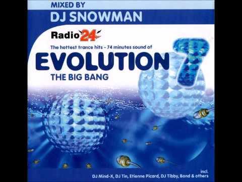 Evolution 7   by Dj Snowman