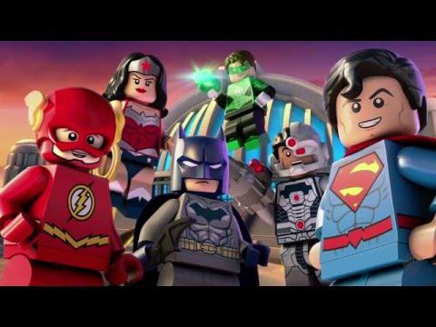 LEGO DC Comics Super Heroes - Justice League: Cosmic Clash - Opening Titles