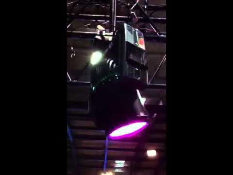 Demo: Vari-Lite VL500D 120V Standard