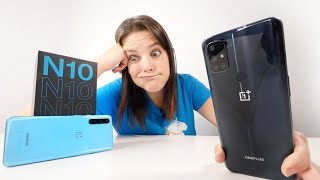 MENUDO TROPEZÓN! OnePlus N10 5G vs NORD original