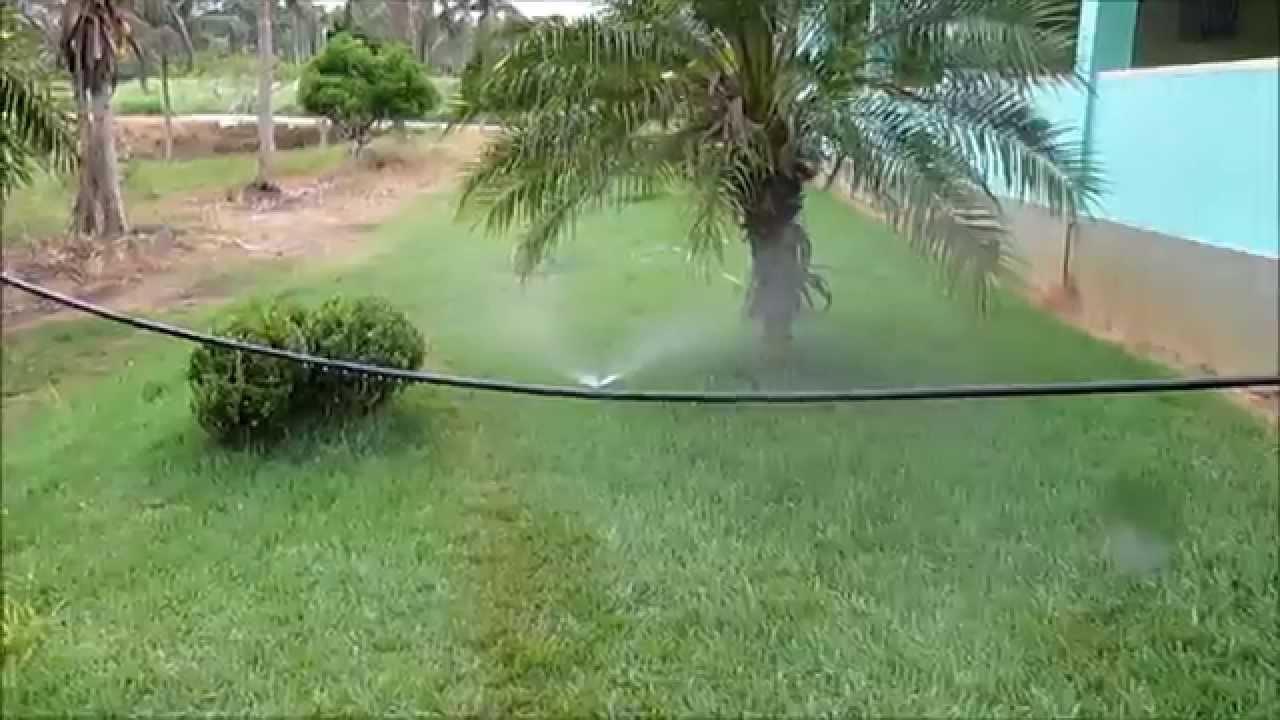 Micro aspersor estatico 360 graus para micro irriga o for Aspersor de jardin