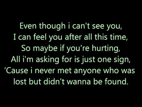 Westlife - I Will Reach You Lyrics