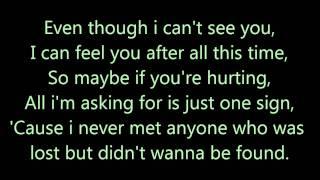 [3.03 MB] Westlife - I Will Reach You Lyrics