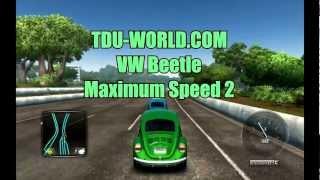 Test Drive Unlimited 2 / TDU 2 - VW Beetle Criminals сходка