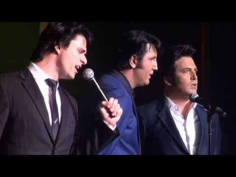 Malt Shop Cruise Elvis Tribute Gospel Show 2013