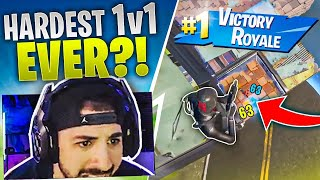 We Made This The Hardest 1v1 In Fortnite Chapter 2..