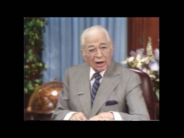 The Last Days of Civilization with Herbert W Armstrong